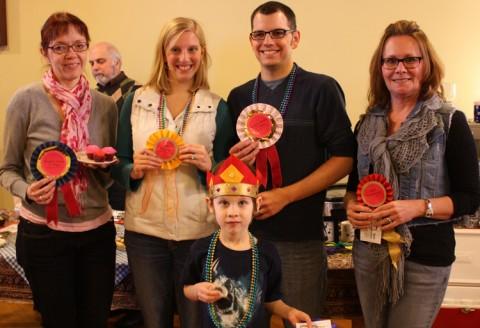 2014 Chocolate Affair winners